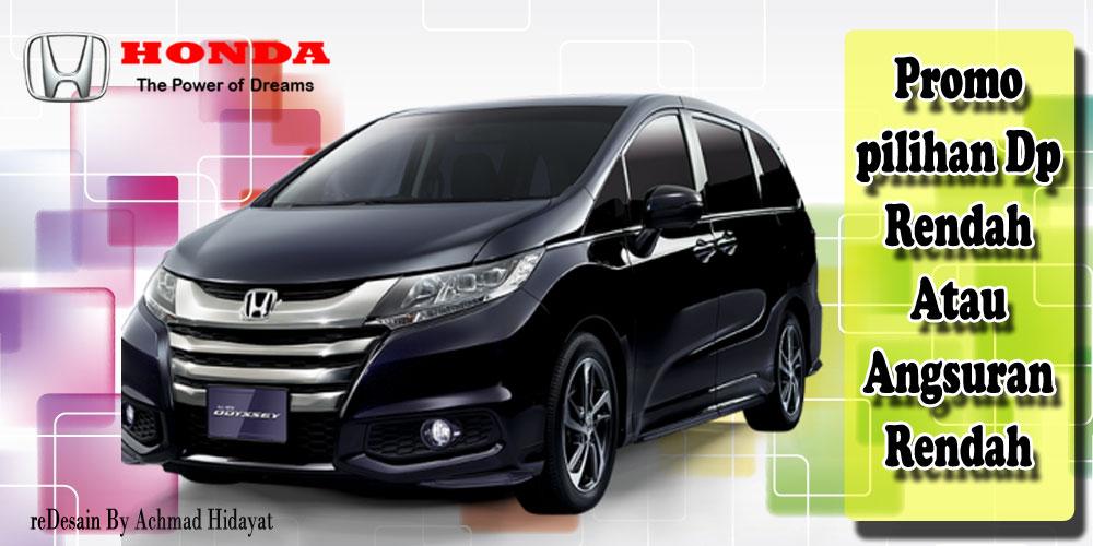 Honda Odyssey sidoarjo