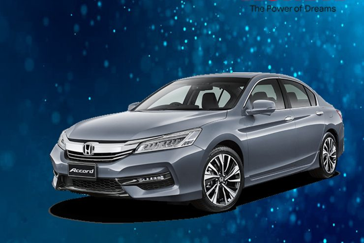 Harga Mobil Honda Accord Sidoarjo