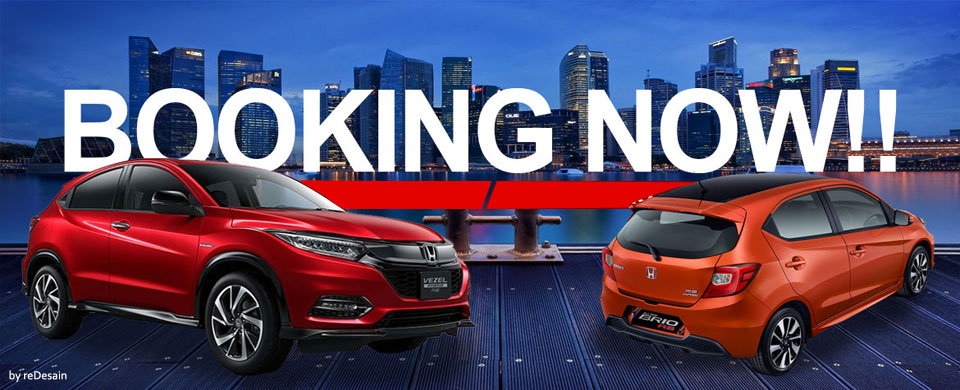 Booking-Honda